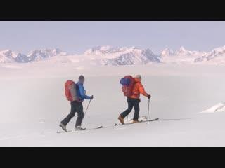 Путешествие по Шелковому снегу