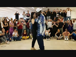 Willy Dianza & Arancha @ Feeling Kizomba Festival 2018