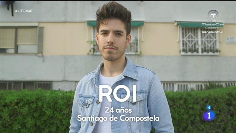 Roi | Concursantes de OT | OT2017