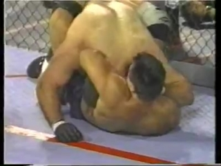 Олег Тактаров vs Дэвид Танк Эббот (1995, UFC 6)