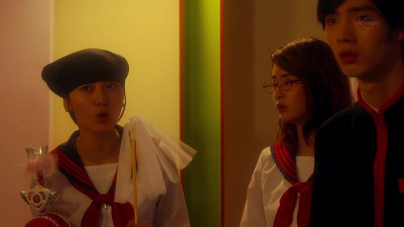 Akari Hayami - Investor Z (Ep 9) TV Tokyo Drama 25 20180907