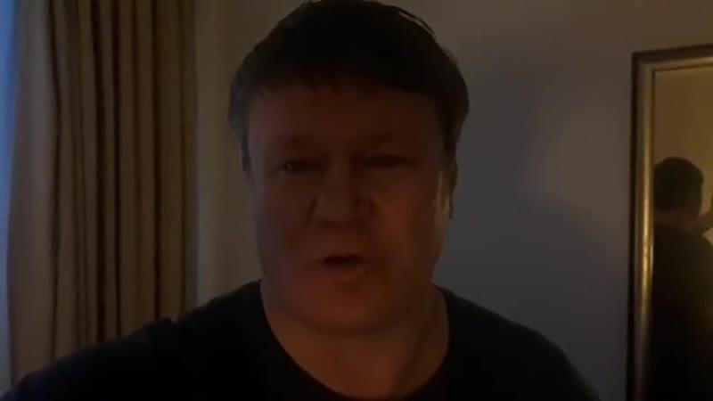 Олег Тактаров про бой Харитонов Митрион