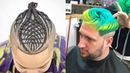 💈Cortes de cabelo masculino 2018   Los mejores barberos del mundo 11