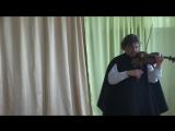 Шопен Ноктюрн, исполняет Илья Овчинников (альт)