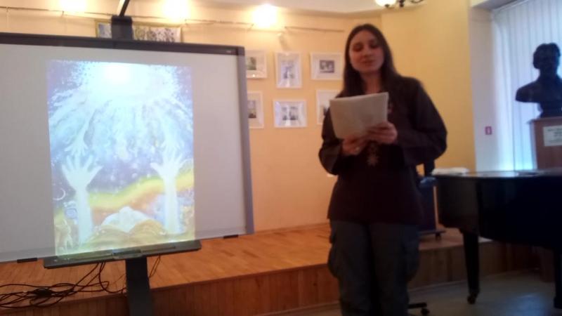 Эльга Попова -- художник, поэт, сказочник из Беларуси.