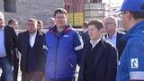 Визит ВРИО Губернатора ЯНАО Дмитрия Артюхова в северные поселения Ямальского района