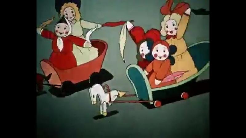 Мультики Цветик Семицветик Советские мультфильмы для детей и взрослых