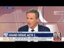 Nicolas Dupont Aignan invité de Grand Angle sur BFMTV