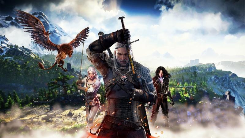 Witcher III(Ведьмак 3 ,прохождение игры с 0.)