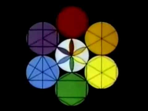 YouTube Philip Glass Sesame Street Geometry of Circles