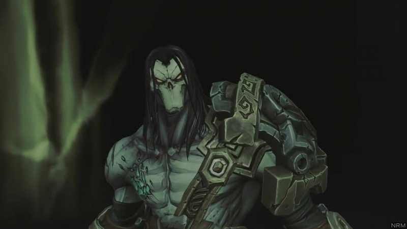 Darksiders 2 Deathinitive Edition All Cutscenes (Game Movie) Full Story 1080p 60