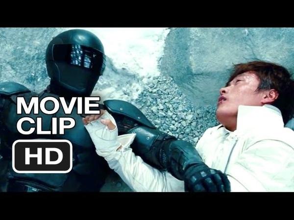 G.I. Joe Retaliation Extended 4 Min. CLIP (2013) - Channing Tatum Movie HD