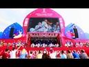 ART-ALLET ISADORA ЗАКРЫТИЕ WORLD CUP 2018 FIFA FAN FEST