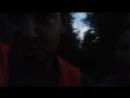 Еле спасся от дикой лисы. Жрут комары. Нашли обрыв в реку 60 метров. Но мы идем напролом