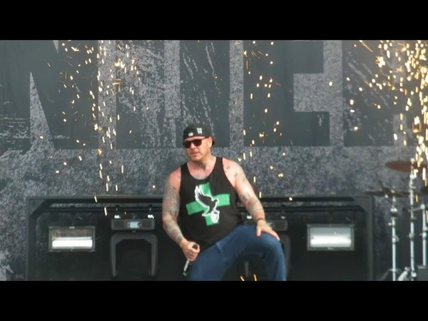 HOLLYWOOD UNDEAD - CALIFORNIA DREAMING ♪ LIVE IN PARIS @ DOWNLOAD FESTIVAL 2018.06.16 by Nowayfarer