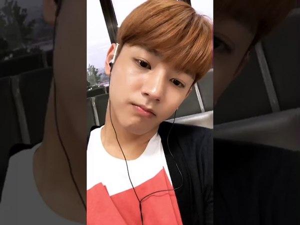 2018 05 14 MYNAME Seyong Instagram Live