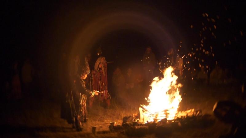 Зов 13 Шаманов. Обряд тувинского шаманского общества Тос-Дээр