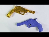 Origami Gun Pistol Tutorial (Henry Pham)
