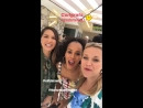 16 апреля 2018 года Оливия в «Instagram stories» Риз Уизерспун