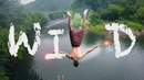 WILD THINGS - PEACE ROCK / Cliff Jumping Dam Sliding