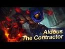 Mobile Legends: Bang Bang! New Hero   Contractor   Aldous