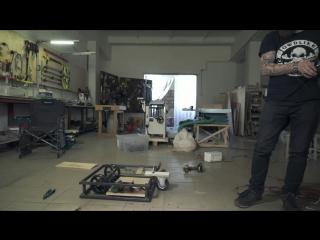 [SuperCrastan] ГРОБ СОКРУШИТЕЛЬ - Боевой робот своими руками
