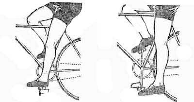 К вопросу о велосипедных седлах.