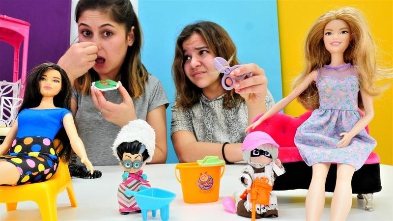 Barbie oyunları Müfettiş Sema oteli denetliyor