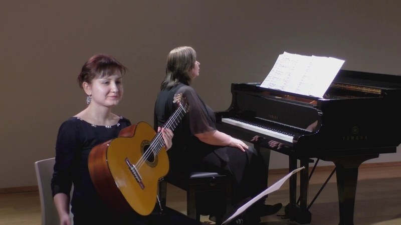 Надежда Вилкова и Марина Маленкова – Большая блестящая соната, Антон Диабелли