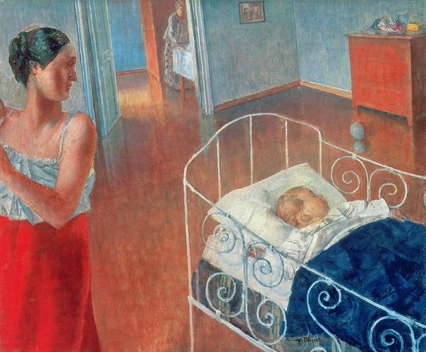 Однажды упав наземь, я увидел Землю как планету...». 140 лет назад родился Кузьма Сергеевич Петров-Водкин ( 5 ноября 1878-1939) Из писем о живописи и об искусстве вообще. 1928 г. К.