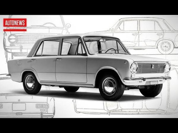 История создания «копейки» ВАЗ-2101