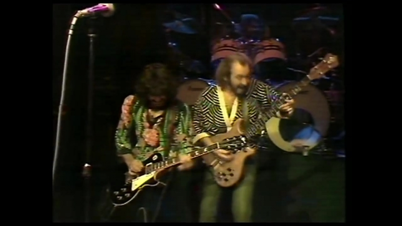 Nazareth Live at Golders Green Hippodrome 1977