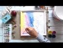 АНОНС МАСТЕР-КЛАССА картина в технике Терра