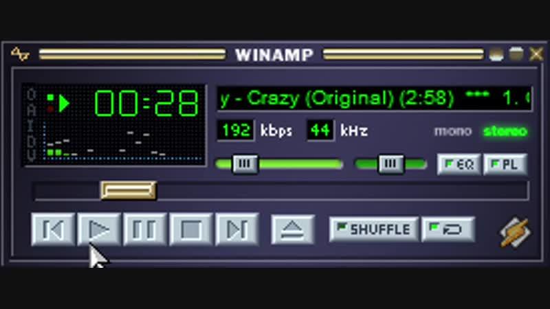 1. Gnarls Barkley - Crazy (Original) - Wап