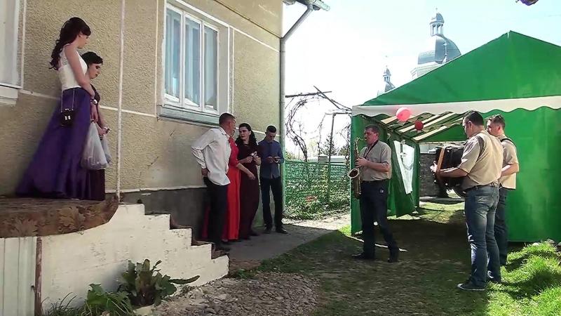 5-надобрийдень у Надії весілля Яреми та Надії 21 04 2018р