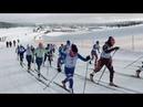 Лыжные гонки, Женщины 30км , Малиновка 2018
