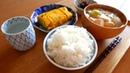 日々の料理 三つ葉の卵焼き