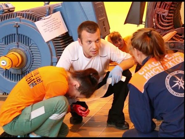 Экзамен у добровольцев-спасателей 6 волны