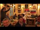 Братья Сербы празднуют победу Владимира Путина