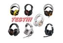 Testujemy mikrofony aż 7 topowych słuchawek dla graczy! Steelseries, Tesoro, Genius!