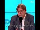 Pour Guy Verhofsdat, la démocratie européenne est en danger.