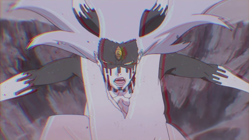 Naruto And Sasuke Vs Momoshiki suicide boys - Audubon [ amv] 1080p