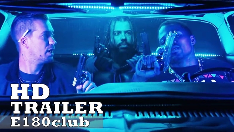 Слепые пятна Blindspotting 2018 трейлер