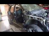 Opel Antara в разбор