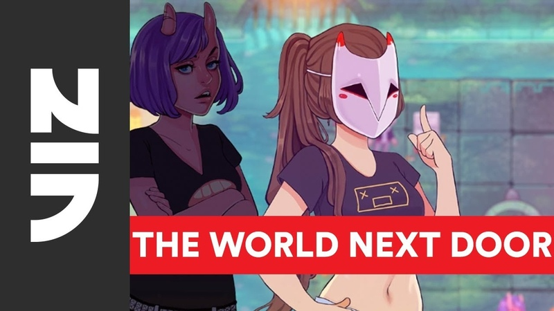 The World Next Door coming to Switch, PC, Mac Mar. 28 | Official Trailer | VIZ