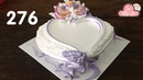Cách Làm Bánh Kem Đơn Giản Đẹp - Hoa Văn Đẹp ( 276 )