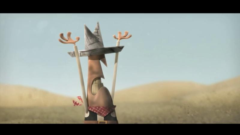ДВА БАНДИТА РОБ И РОН анимированный мультфильм HD от Tumblehead