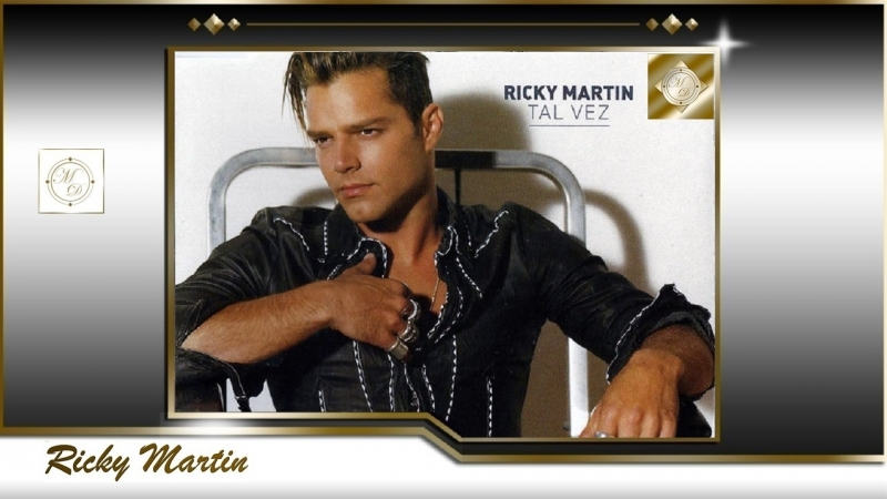 Ricky Martin - Tal Vez (Live Black White Tour)