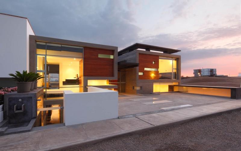 Частный дом в Перу