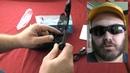 Sunglasses Camera 1080P Miota Mini Video Sunglasses with Camera Anti Glare Camera Glasses UV Protect